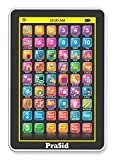 Prasid 2917-4.0 My Pad Mini English Learning Tablet for Kids - Indian Voice, Black