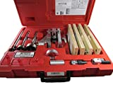 Templaco BJ-115C3 Deluxe Bore Master Kit with 3 Carbide Spur Bits