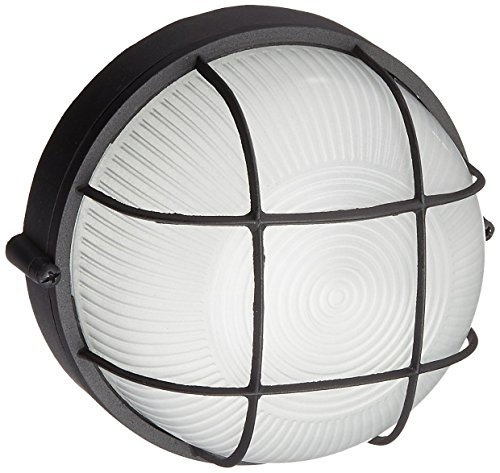 (Trans Globe Lighting 41505 BK Outdoor Aria 8