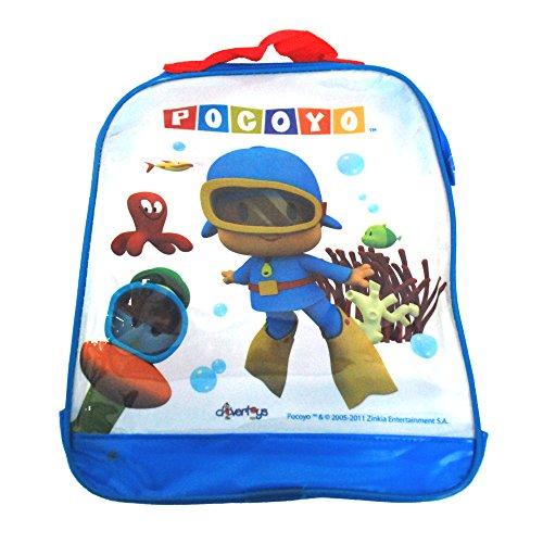 Noddy /& Friends Childrens Unisex Clear Swim Beach Travel Bag Backpack