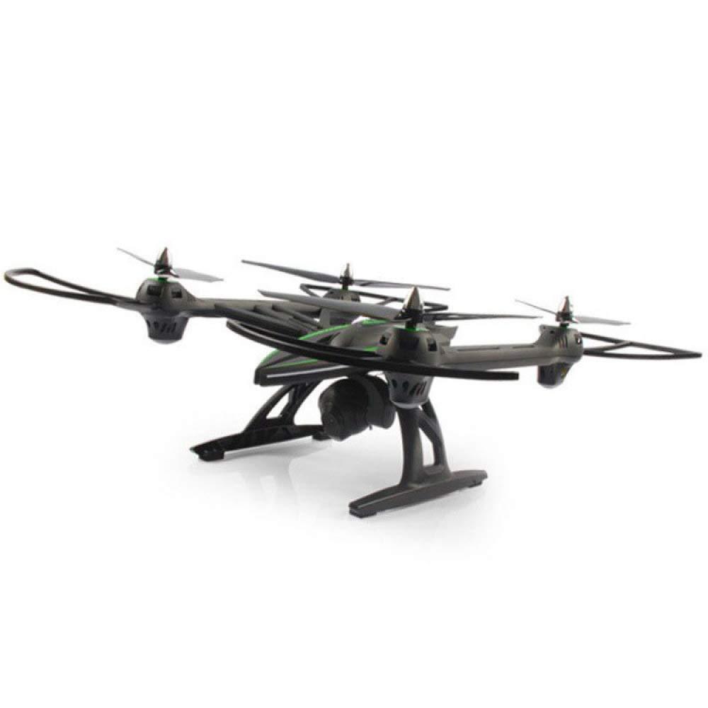 ERKEJI Drohne Schwerkraft Induktion Remote Kontrolle Vier-Achs Flugzeug pneumatische Feste Höhe Spielzeug Flugzeug 5.8GFPV Echtzeit-Getriebeölwechsel Auf Luftbild WiFi-LED