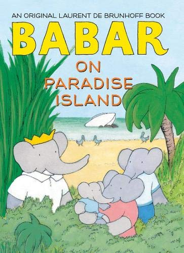 Download Babar on Paradise Island PDF