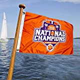 Cheap Clemson Boat and Nautical Flag