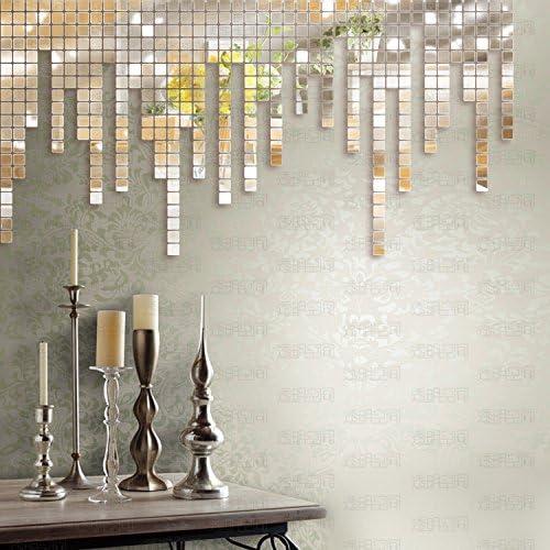Wall Decor | 3D Mosaic Mirror Art