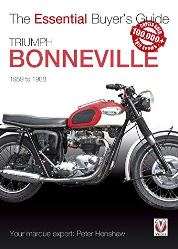 Triumph Bonneville: The Essential Buyer's Guide (Essential Buyer's Guide series)