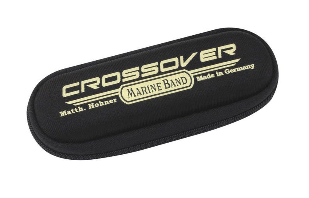 Musikinstrumente & v0r Hohner M2009036x Marine Band Crossover D Mundharmonika