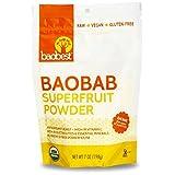 Baobest Baobab Fruit Powder 7 Ounce