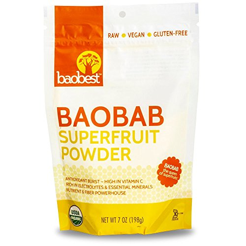 Baobest Baobab Fruit Powder 7 Ounce