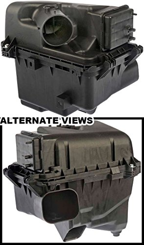 Filter Assembly Box Air (APDTY 369633 Engine Air Filter Box Plastic Housing Assembly Fits V6 3.0L or 3.3L On 2004-2006 Lexus RX330 Toyota Camry (Includes Solara) 2004 Sienna (Replaces 17700-0A210, 17700-0A212, 17700-20190))