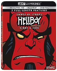 Hellboy Dbl Feature Bd [Blu-ray]