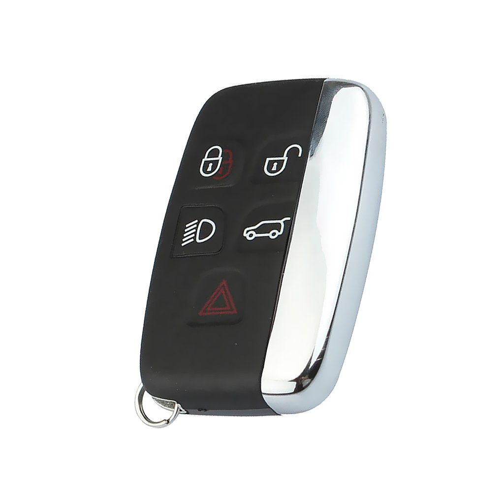MagiDeal 5 Button Remote Key FOB Smart Key Shell Case