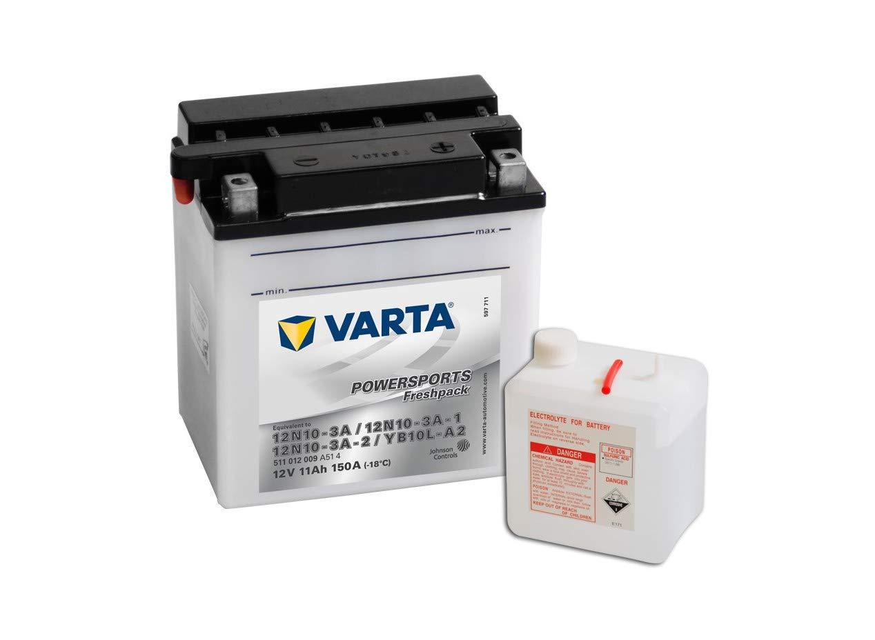 Varta 511012009/A514/Batterie de d/émarrage