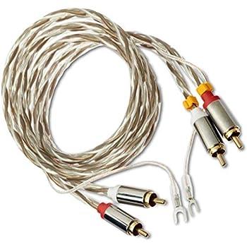 Amazon.com: Pro-Ject: Connect IT e RCA a RCA Phono Cable de ...