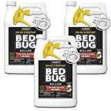 Harris 1 Gal. Ready-to-Use Egg Kill and Resistant Bed Bug Killer (Pack of 3)
