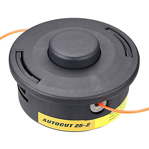 WeiBonD Trimmer Head for Stihl Autocut 25-2, Fits Stihl FS, KM Series Brushcutter String Trimmer for Trimming and Mowing (Stihl 4002-710-2108)