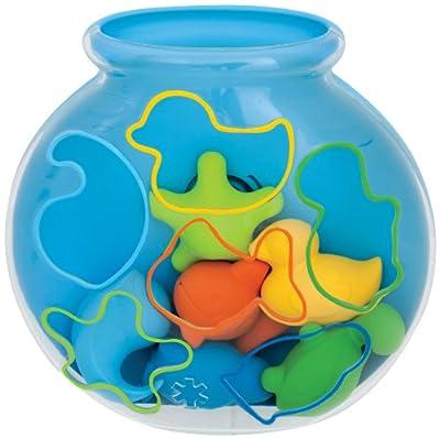 Skip Hop Sort And Spin Fishbowl Sorter Bath Toy by Skip Hop