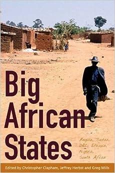 Big African States: Angola, DRC, Ethiopia, Nigeria, South Africa, Sudan