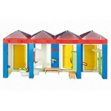 Playmobil Add On 6450 Waterpark Changing Rooms