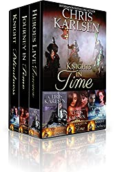Knights in Time Boxed Set