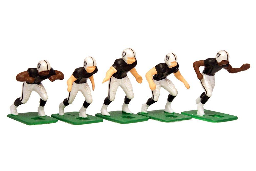 Oakland Raiders/Home Jersey NFL Action Figure Set