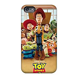 Scratch Protection Hard Phone Case For Apple Iphone 6 With Customized High-definition Disney Movie 2015 Series Phonecaseforall
