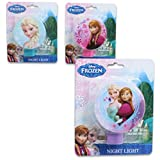 Disney Frozen Night Light - Assorted Styles