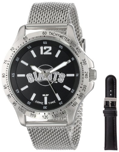 """Game Time Men's MLB-CAG-SF """"Cage"""" Watch - San Francisco Giants"""