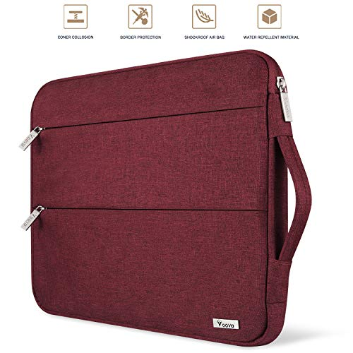 Voova 13 13.3 Inch Laptop Sleeve Case Compatible with MacBook Air 13.3