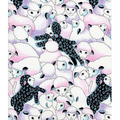 Sheep Pack N Play Fitted Sheet