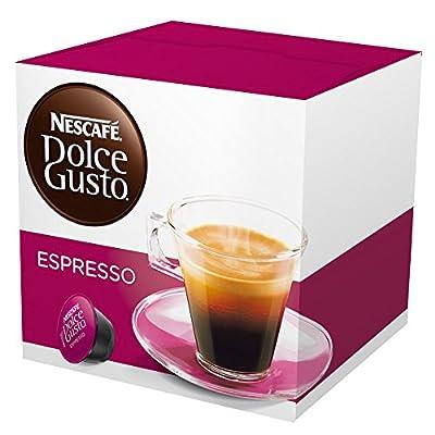 Nescafe Dolce Gusto Coffee Capsules, Dark Blends