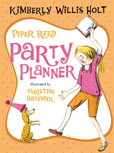 Piper Party Planner Kimberly Willis product image