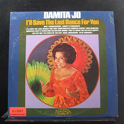 - Damita Jo - I'll Save The Last Dance For You - Lp Vinyl Record
