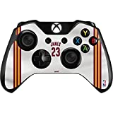 NBA Cleveland Cavaliers Xbox One Controller Skin - LeBron James #23 Cleveland Cavaliers Home Jersey Vinyl Decal Skin For Your Xbox One Controller