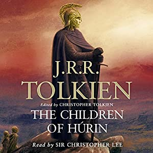 The Children Of Hurin by JRR Tolkien
