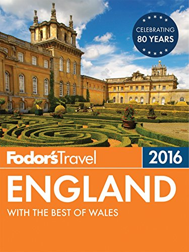 Amazon fodors england 2016 with the best of wales full color fodors england 2016 with the best of wales full color travel guide fandeluxe Image collections
