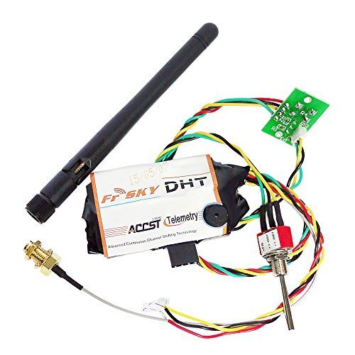 FrSky DHT 8ch DIY Telemetry Compatible Transmitter Module