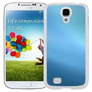 Unique Designed Cover Case For Samsung Galaxy S4 I9500 i337 M919 i545 r970 l720 With Light Blue Love Gradation Blur Wallpaper (2) Phone Case Kimberly Kurzendoerfer