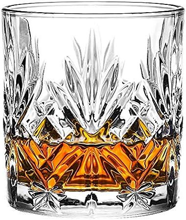 Copa de Vino Gigante Copas Gin whisky Vaso de whisky vino vasos de whisky de cristal de 300 ml Taza de cerveza de la barra del partido del club for Bar Scotch Bourbon for cumpleaños de Navidad