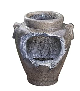 Blagdon Complete Patio Liberty Urn Waterfall Feature With