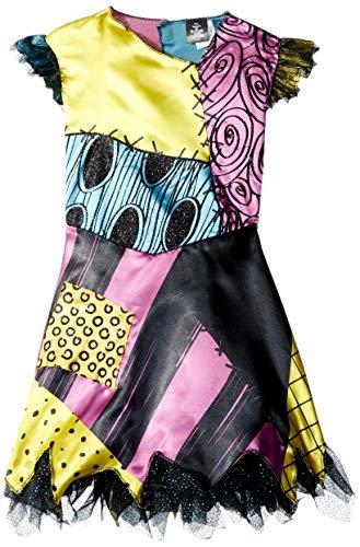 (Sally Deluxe Child Costume, Multicolor, Small)