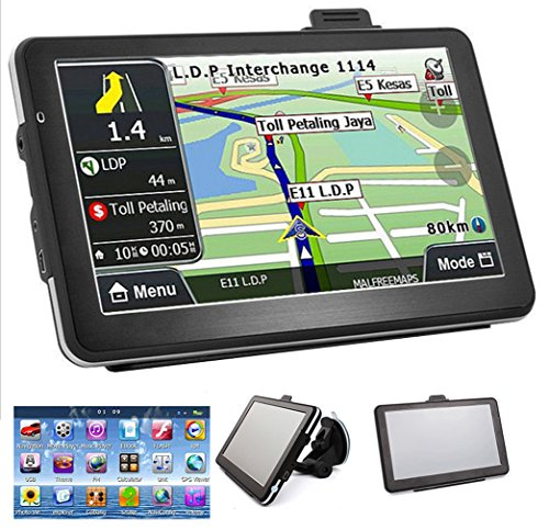 vinmax 7'' HD Touch Screen CAR TRUCK 4GB GPS Navigation Navigator SAT NAV (Shipping from US) by vinmax