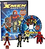 Marvel X-Men Dark Tide DVD Movie Box Set