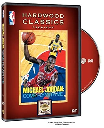 michael jordan come fly with me dvd