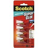 Scotch Super Glue Liquid, .07 Ounces (AD114)