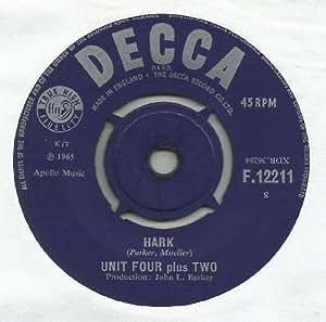 Unit Four Plus Two - Hark