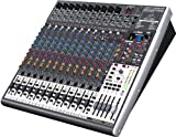 Behringer XENYX X2442USB Premium 24-Input Mixer/Audio Interface