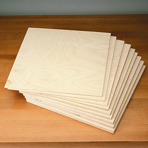 Baltic Birch Scroll Saw Pack by Woodcraft Woodshop