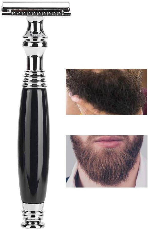 Afeitadora de seguridad de doble filo, afeitadora tradicional ...