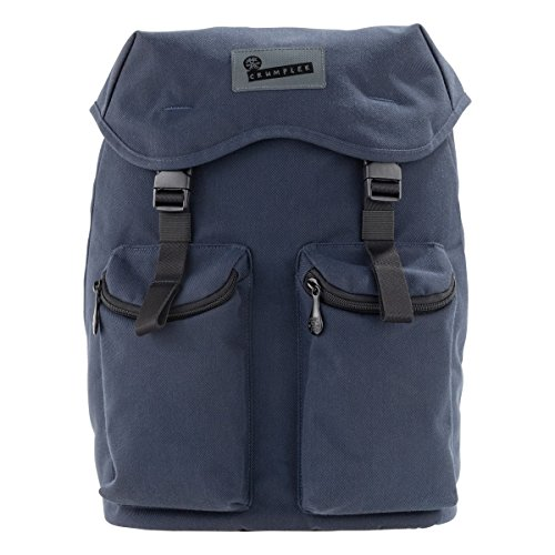 Crumpler Men's The Tondo Outpost Laptop Backpack 25 L Midnight Blue
