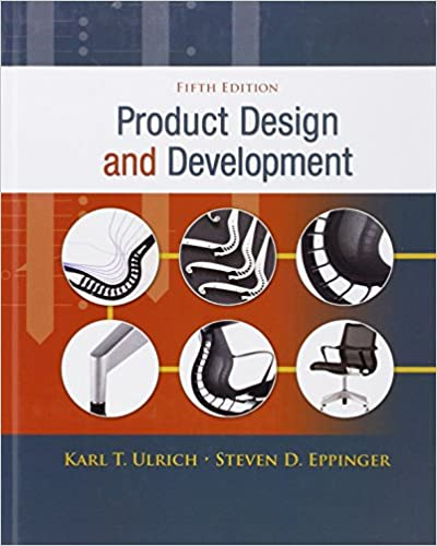 Product Design And Development Ulrich 5th Edition Pdf